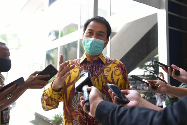Azis Syamsuddin Dorong TNI AU Ikuti Perkembangan Teknologi