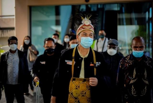 Azis Syamsuddin: Konflik Tak Kunjung Usia, Aparat Jangan Buat Masyarakat Papua Khawatir dan Resah