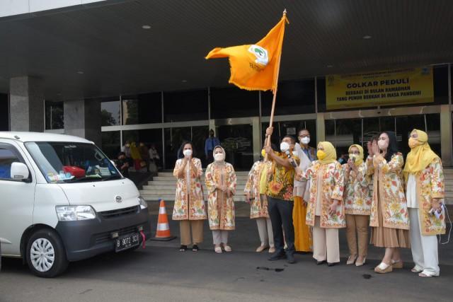 IIFPG Kembali Berbagi di Tengah Pandemi