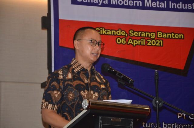 Komisi VII Apresiasi PT CMII Bukti Keberhasilan Hilirisasi 'Smelter'