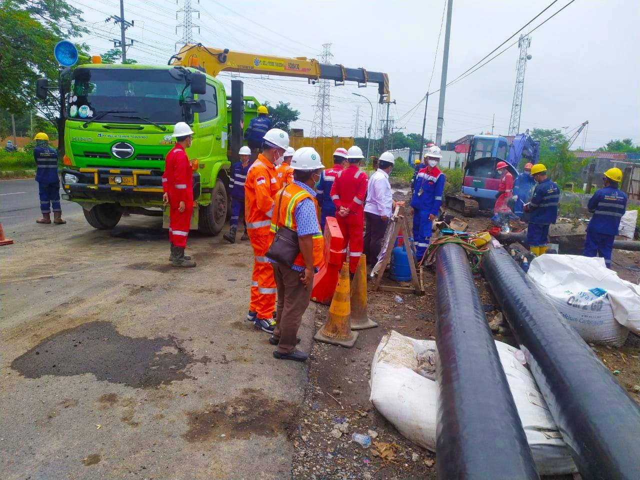 PGN Kebut Pembangunan Interkoneksi Gresem - Kalija Untuk Optimalkan Distribusi Gas Bumi di Jateng
