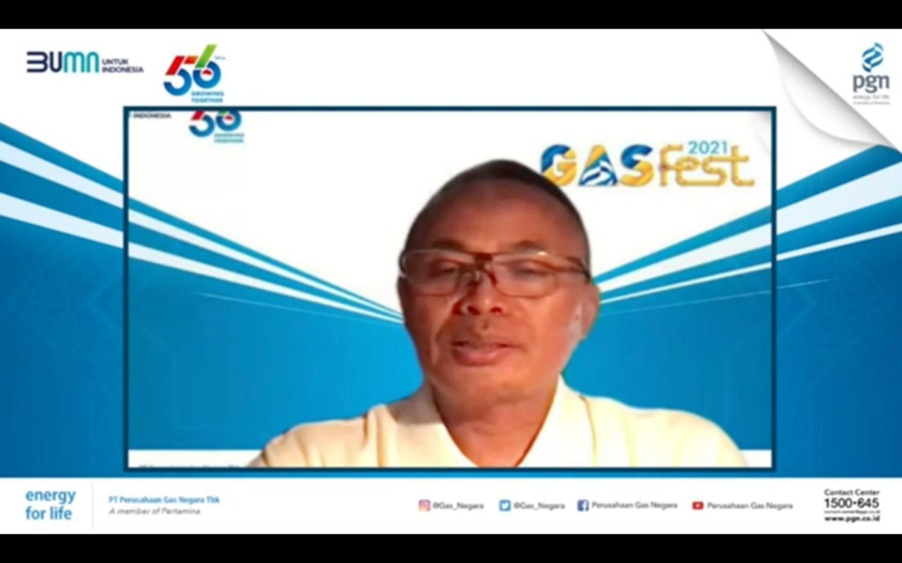 Sambut HUT ke-56, PGN Gelar GasFest 2021