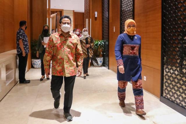 Muhaimin Iskandar Terima Komitmen Dukung RUU PKS dari APINDO dan Serikat Buruh
