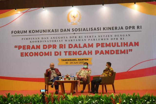 Ananta Wahana: Upaya Negara Atasi Dampak Pandemi terhadap Ekonomi Sudah Maksimal