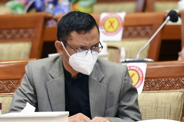 DPR Minta Ketegasan Hukum Terhadap Pelanggar Prokes