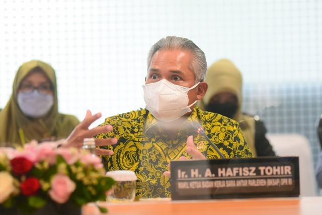Hafisz Tohir: Pinjol Sangat Meresahkan Masyarakat