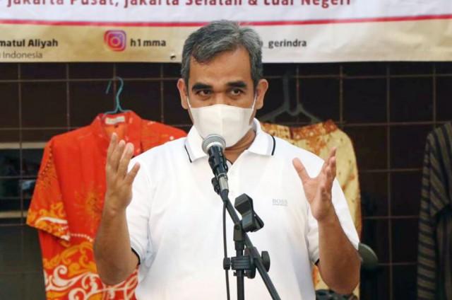 Kapasitas RS Penuh, Ahmad Muzani Minta Fasilitas GBK Dijadikan RS Darurat