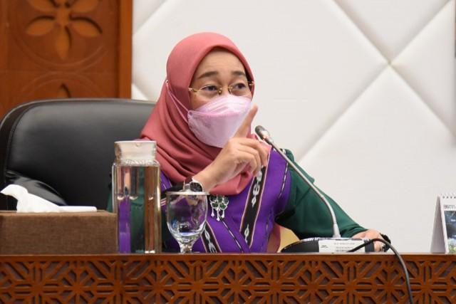 Komisi IV Harap Karhutla Segera Tertangani