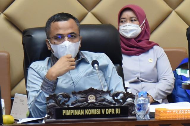 Komisi V DPR Minta Kementerian PUPR Tingkatkan Serapan Anggaran 2021