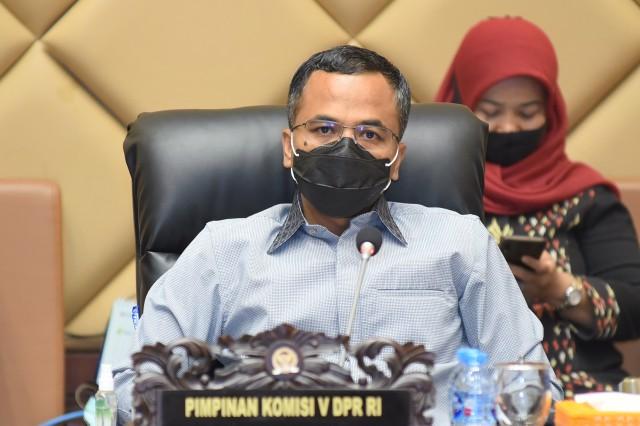 Komisi V Minta PUPR Tingkatkan Program Padat Karya