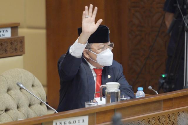 Legislator Pertanyakan Isu Larangan Belanja Anggaran oleh Mendagri