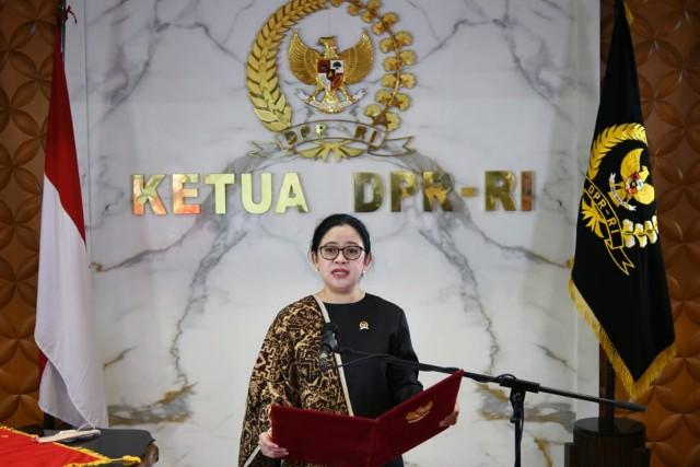 Puan Maharani: Indonesia Akan Terus Ada Selama Pancasila Ada di Hati Kita