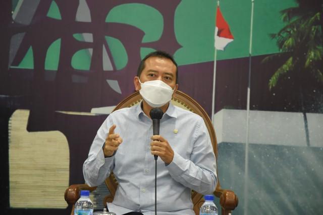 Syaiful Huda Dukung PTM Dilaksanakan Mulai Juli 2021
