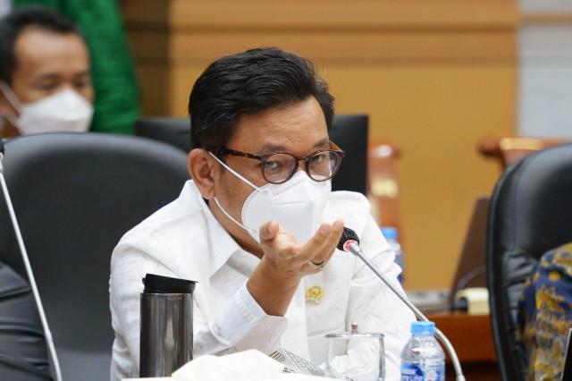 Ace Hasan Minta Pemerintah Serius Tangani 'Stunting'