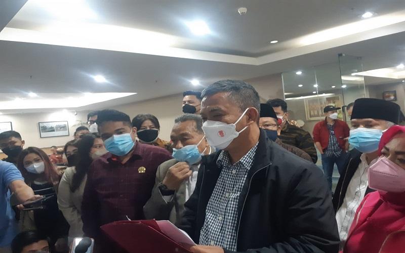 Ajuan Interpelasi Formula E ditolak 7 Fraksi DPRD Jakarta, setelah di undang Anies.