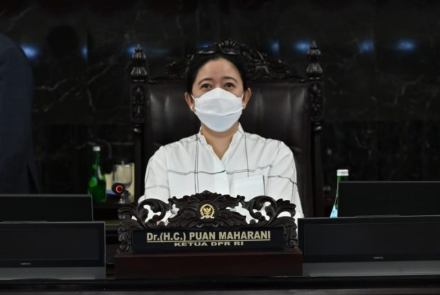Puan Maharani: Angka Kematian Covid-19 Harus Jadi Evaluasi PPKM