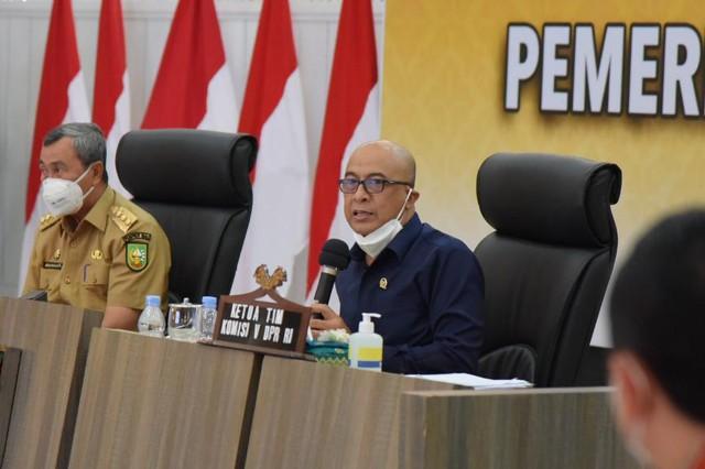 DPR Dorong Percepatan Pembangunan Jalan Tol Pekanbaru-Bengkinang