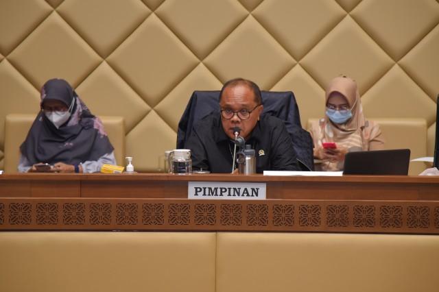 Junimart Girsang: Fraksi PDI-P Setuju Usulan KPU tentang Tanggal Pemilu 2024