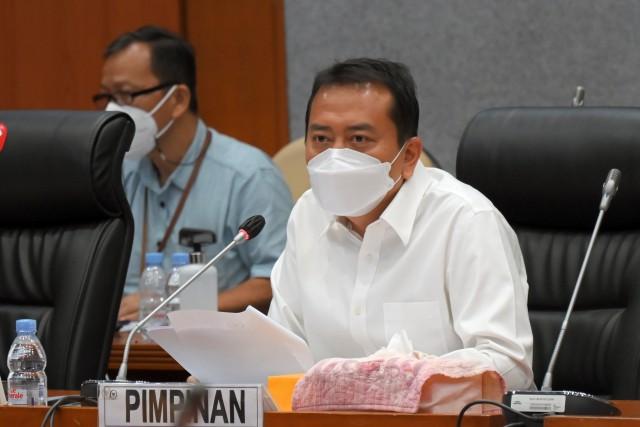 Komisi X Minta Pemerintah Segera Perkuat LADI