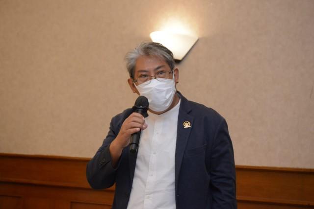 Legislator Usul Pemerintah Terlibat Pengembangan PLTP