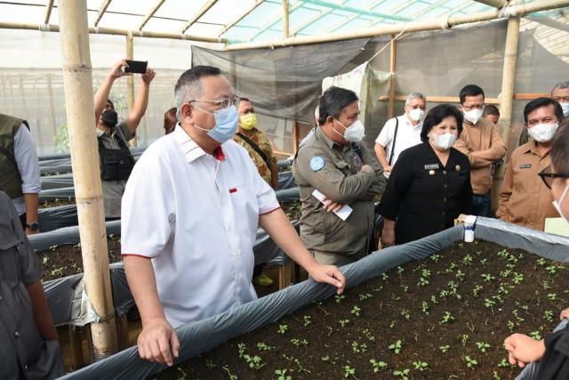 Pemerintah Harus 'Support' Petani Kentang di Karo